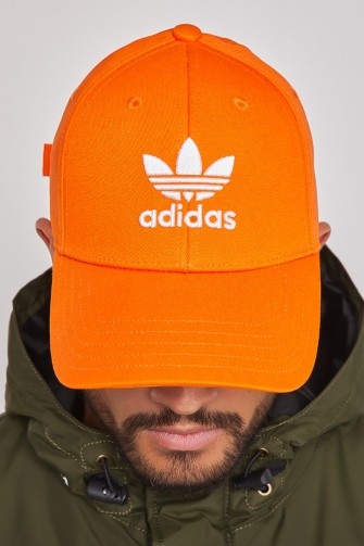 Casquette Trefoil Baseball orange / adidas