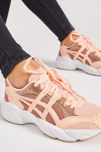 Baskets Gel-BNB rose / Asics