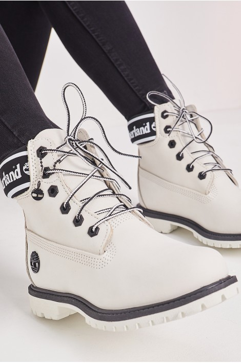 timberland chaussures blanche