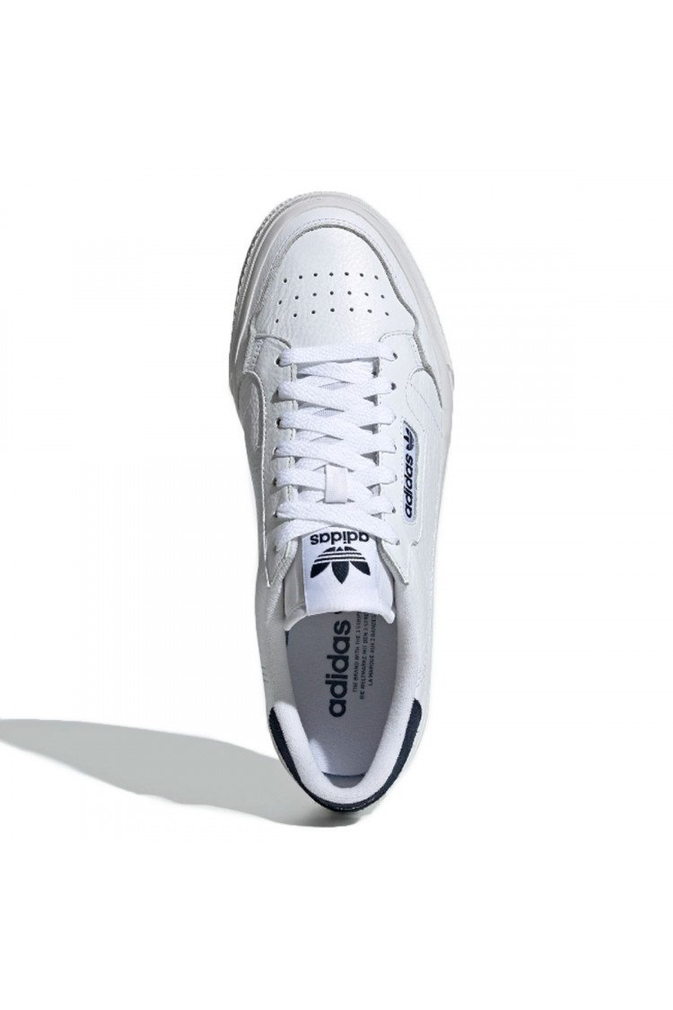 Baskets Continental Vulc Originals blanc adidas Brentiny